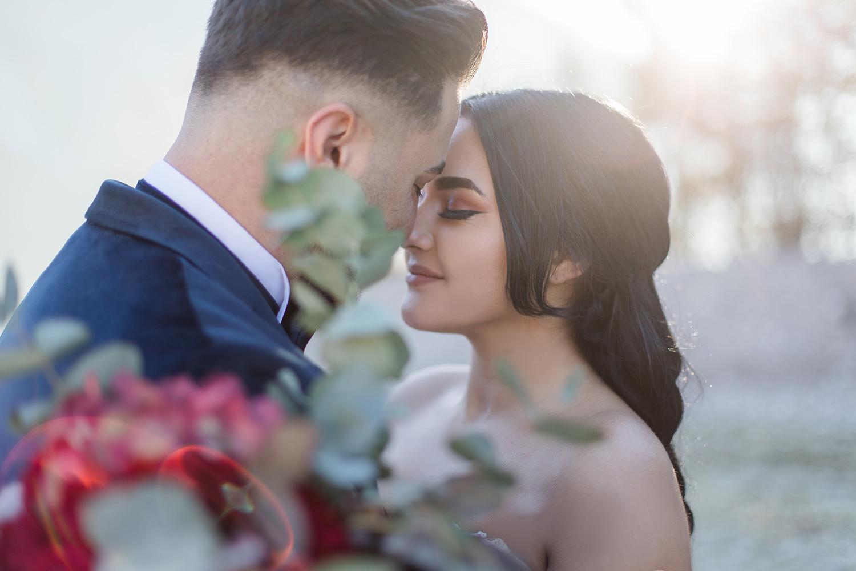 Hochzeitsfotos am Plansee